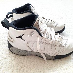 Jordan Jumpman Black and White Sneakers